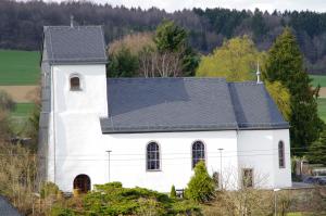 Historische Kirche Achtelsbach