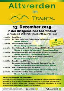 Altwerden im Trauntal @ Abentheurer Haus | Abentheuer | Rheinland-Pfalz | Deutschland